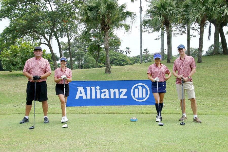 PRISCILLA HALL MEMORIAL GOLF INVITATIONAL PRESENTED BY AILLIANZ
